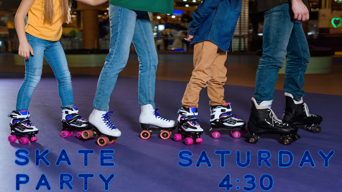 Family Skating Party