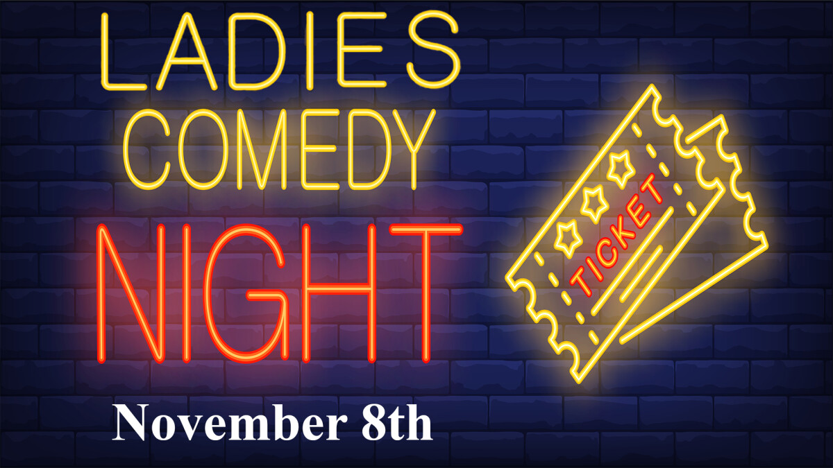 Ladies Comedy Night